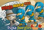 Juego de Ninja Mafia War | JUEGOS GRATIS: Una guerra se desata en el medio oriente donde un ejercito quiere invadir un territorio que no es de ellos, ahora los Ninjas estas dispuesto a protegerlos y con tu ayuda de una estrategia podrán lograrlo, envíalos a eliminarlos