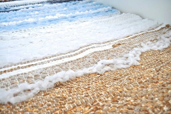 Ocean Waves Rug I Home Decor Pinterest Ocean Waves