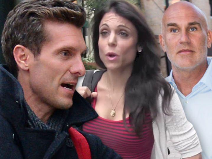 Bethenny Frankel -- Boyfriend Threatens Ex-Husband with Harassment Lawsuit
