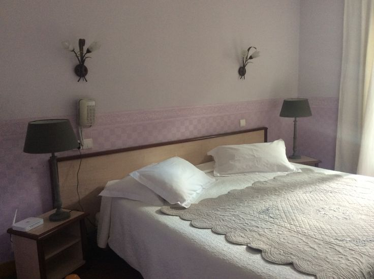 Chambre confort en grand lit