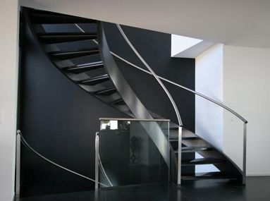 31 best Escalier en verre - Glass Staircase images on Pinterest ...