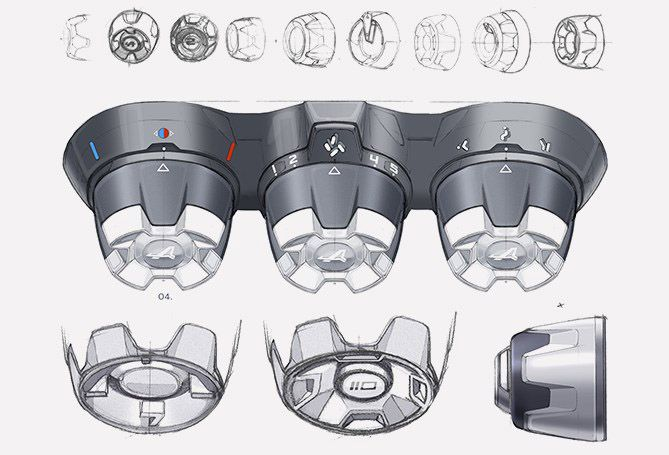 Gashetka | Transportation Design | 2016 | Renault Z31 Alpine Vision Concept |Design...