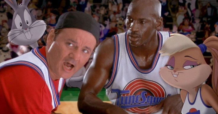 Space Jam Star Michael Jordan Is Voted Favorite Athlete in a Movie -- In a recent fan poll, Michael Jordan beat LeBron James and Mike Tyson as favorite athlete turned actor. -- http://movieweb.com/space-jam-michael-jordan-favorie-movie-athlete/