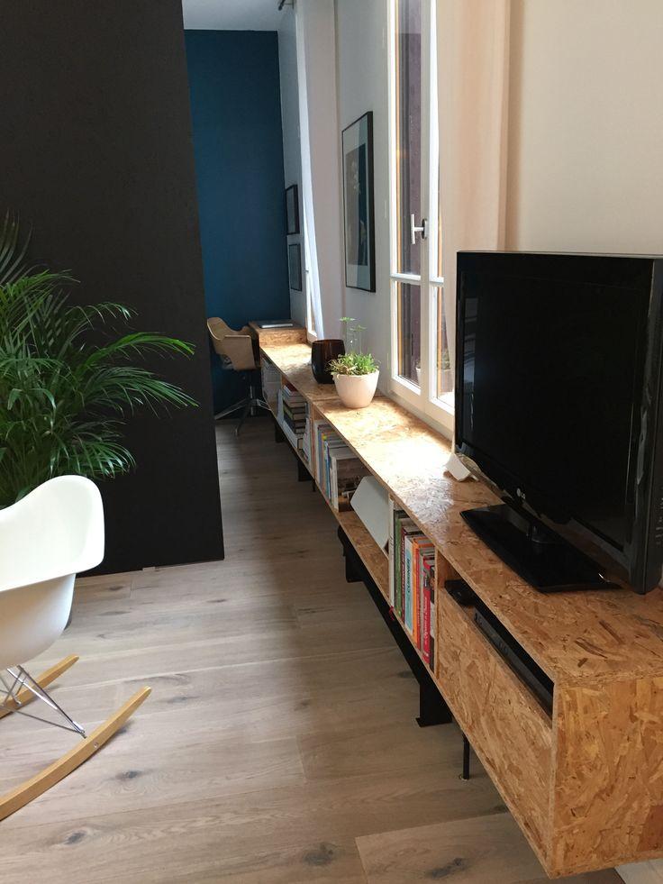 Appartement #moderne de 35m2 / #OSB
