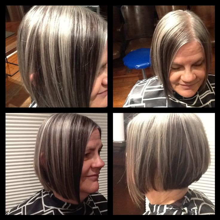 Keratin Treatments and Beautiful Greys - I've been getting