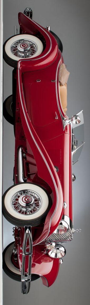**1937 Mercedes 500 K Roadster