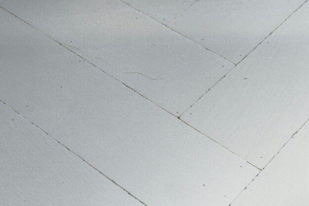 Geschilderde vloer by Plankenland