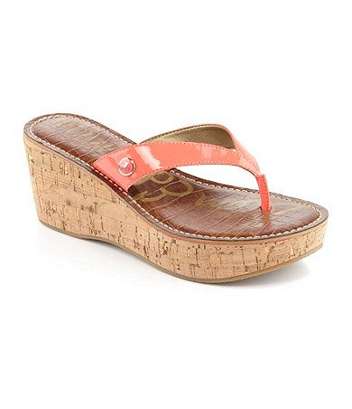 Love these. would give me a little hight without killing my feet! Birthday gift maybe??  Available at Dillards.com
