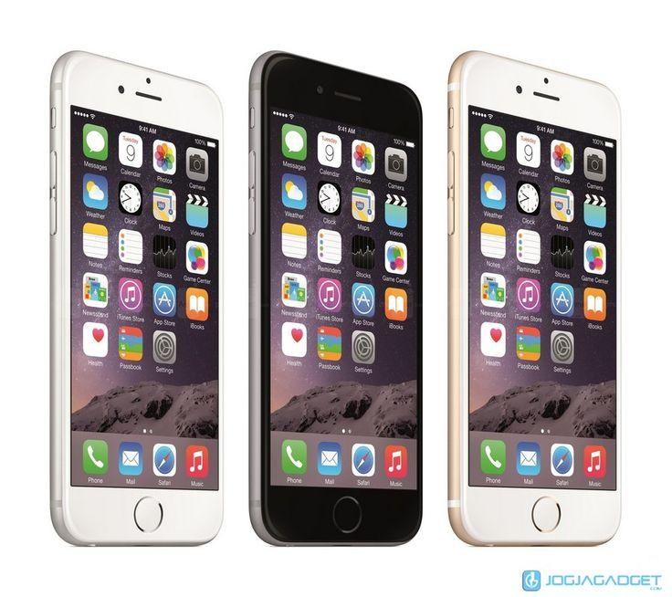 Harga Dan Perbedaan Iphone 6 Dengan Iphone 6 Plus Iphone 6 Iphone Ponsel