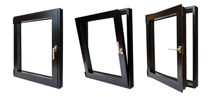 Aluminum tilt and turn windows // Glo European Windows