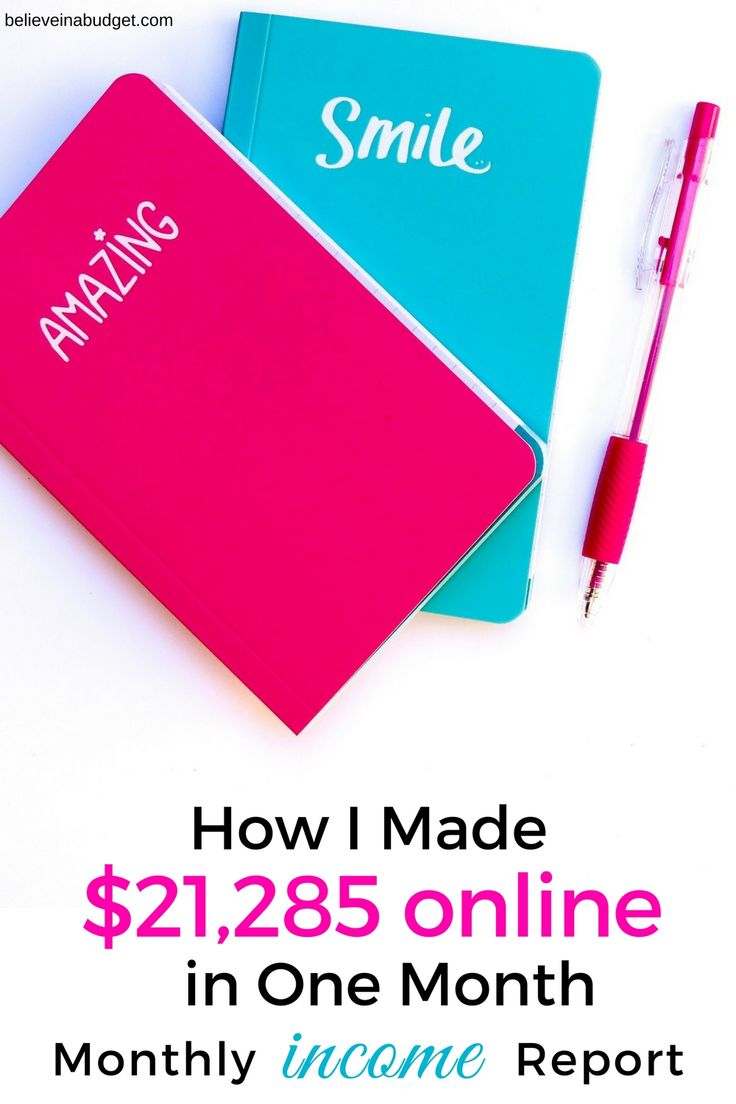 Here is my recent online income report. With this income report, I'm sharing how I made money online from my blog! Check out all my FREE tips and learn how to make passive income online!