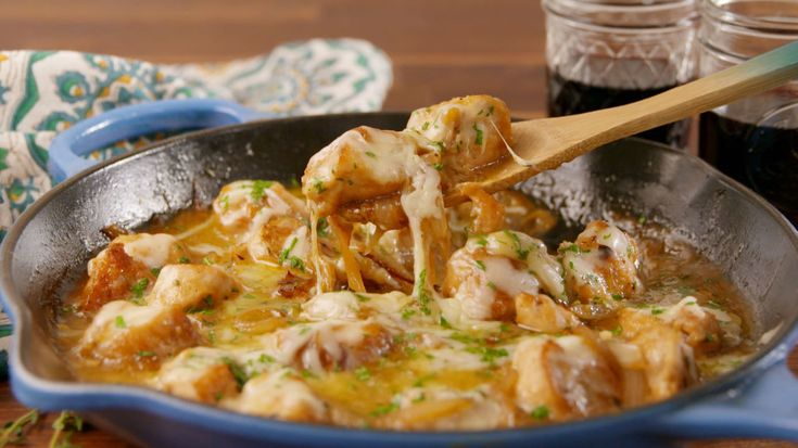French Onion Chicken  - Delish.com