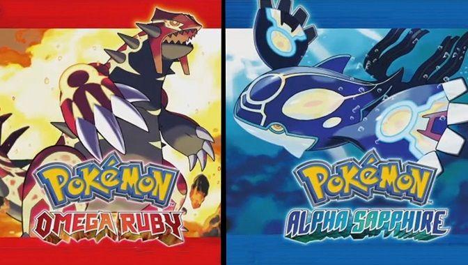 Esta semana le dedicare mi publicación a la nueva entrega de Pokemon: Omega Ruby y Alfa Zafiro. Este remake de Pokemon ha sido muy esperado y hablare de él.