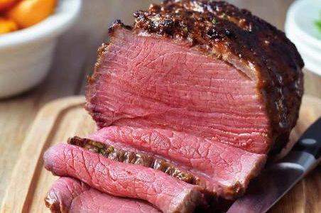 ¿Sabías que la carne roja es de forma natural baja en sal? Utiliza especias para condimentarla, evitando la sal y disfrutando de todo el sabor #gastronomía