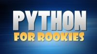 Learn to write Python in this Python for Rookies Course! #programming #python
