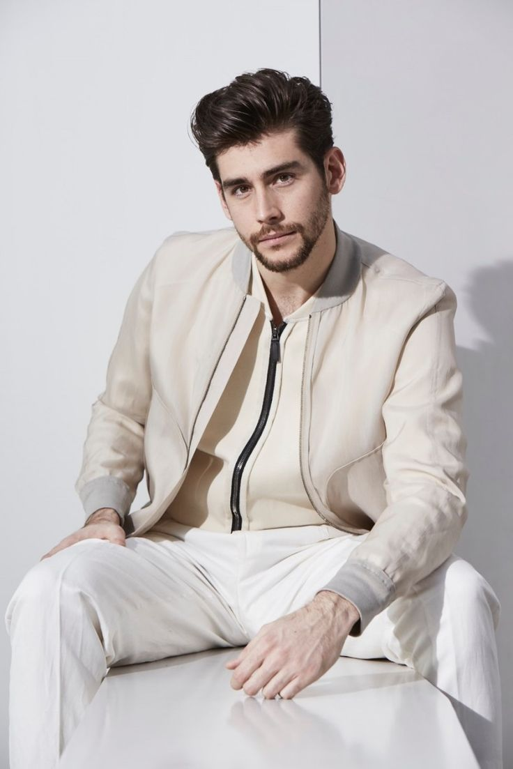 Alvaro Soler Makes a Designer Statement for Style Cover Shoot