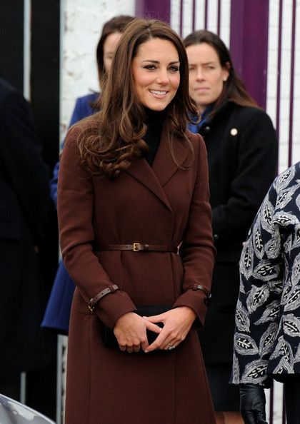 Catherine, Duchess of Cambridge visits The Brink, an alcohol-free bar as the Patron of Action on Addiction.  She then visited Alder Hey Children's NHS Foundation Trust and Alder Hey Hospital where she hugged and greeted young children as they gave her flowers and treats.