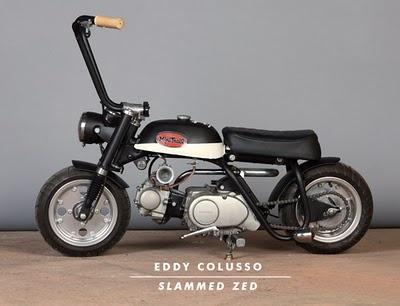 lowrider Honda Mini-Trail Z50A