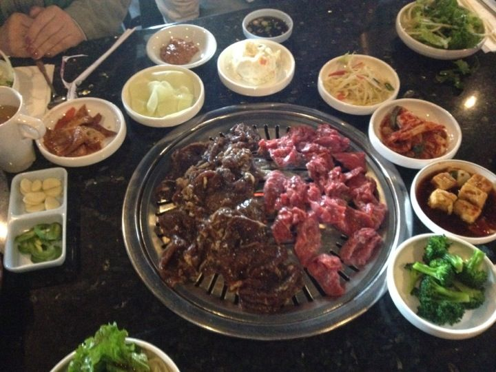 Palace Korean Bar & Grill in Federal Way, WA