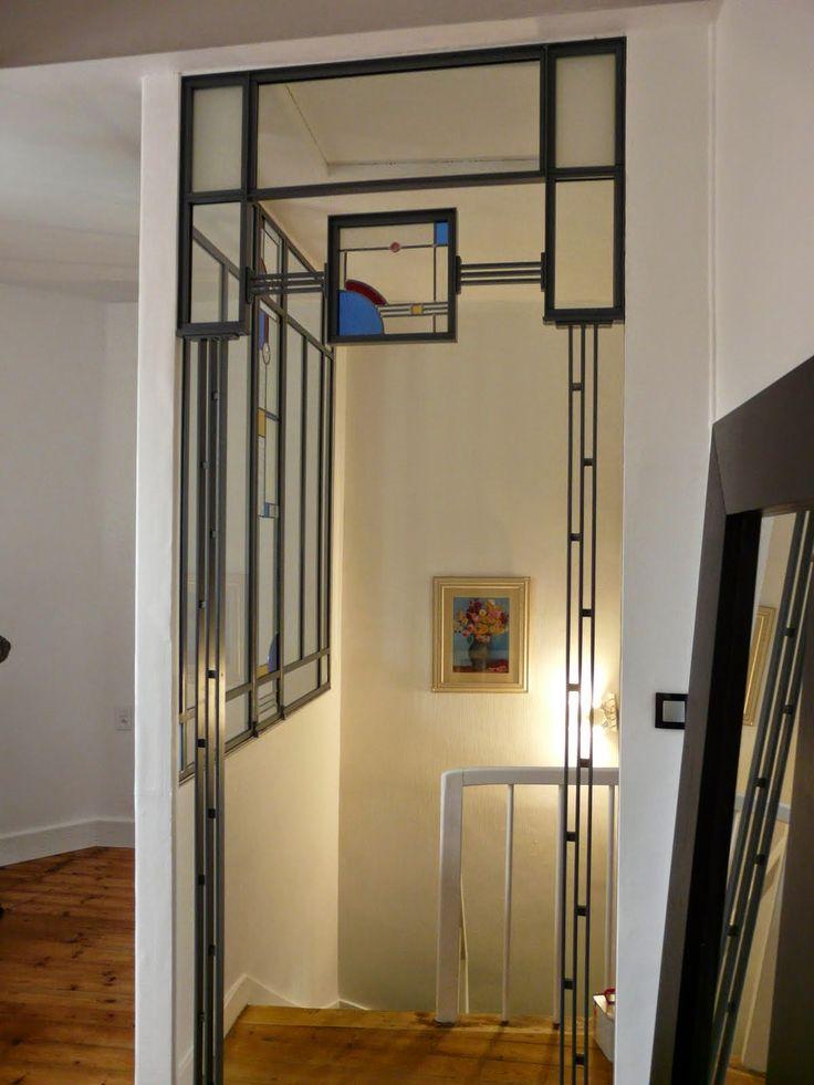 les 15 meilleures images du tableau verriere diderot sur pinterest vitraux art d co et vitrail. Black Bedroom Furniture Sets. Home Design Ideas
