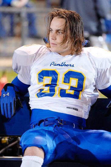 TIM RIGGINS. mmm theres just something about a man in a football uniform