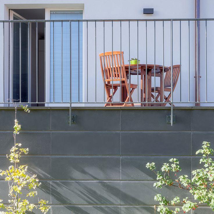 #houseterrace #exterior #klimahauscertificatedA