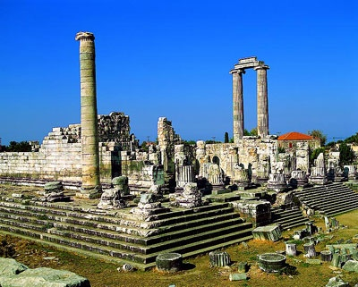 Temple of Apollo - Didyma, Turkey