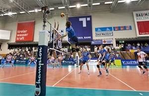 The Italian Serie A1 continues today with Pallavolo Piacenza battling Volley Roma.