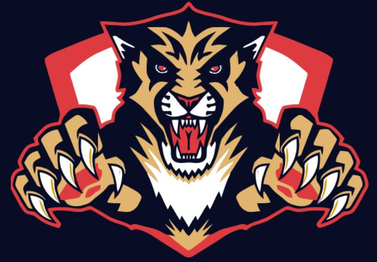 17 Best Images About Panthers Cougars Logos On Pinterest