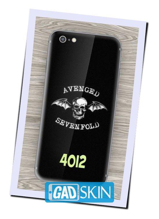 http://ift.tt/2cSHDtw - Gambar Avenged Sevenfold ini dapat digunakan untuk garskin semua tipe hape yang ada di daftar pola gadskin.
