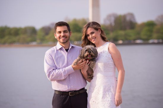 DC Monument Engagement- Mike B Photography (1)