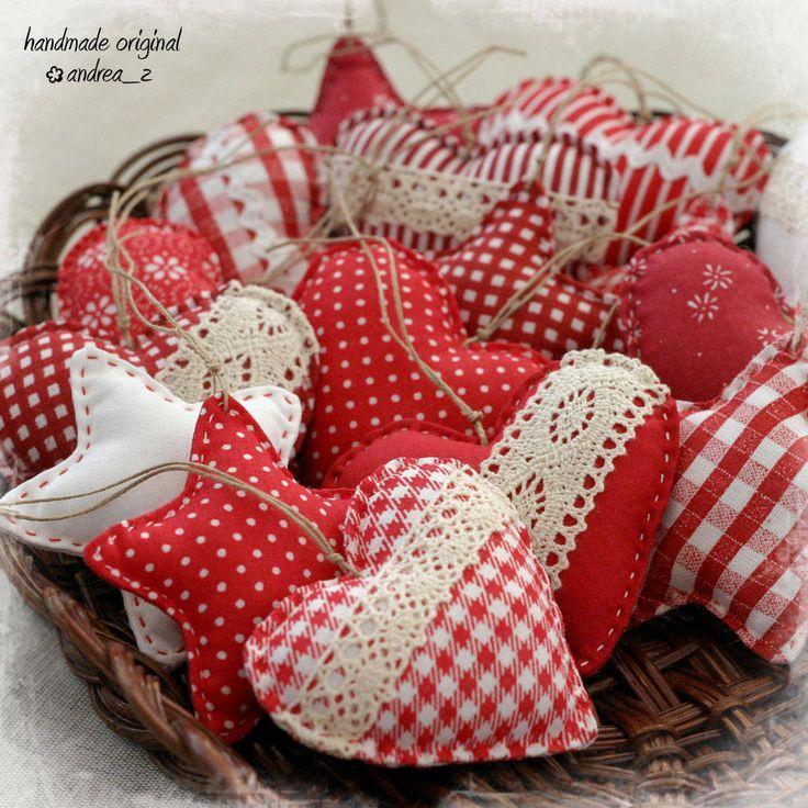 Vianoce - červeno biele väčšie - 4591761_
