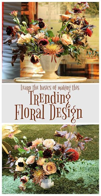 New To Me Floral Design Trend Floral Design Floral Design,Modern Kitchen Countertops
