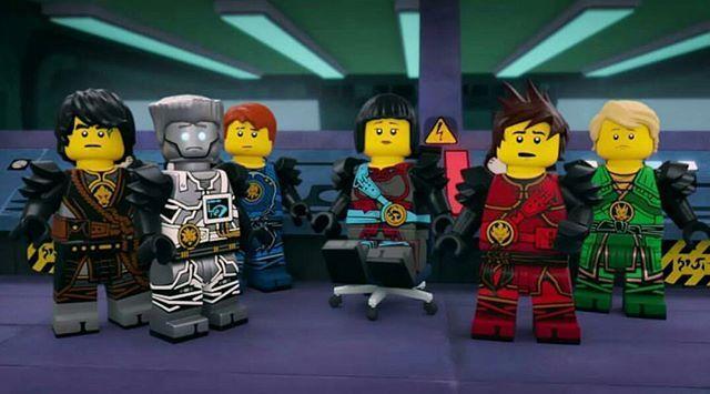 1000 ideas about lego ninjago on pinterest lego ninjago - Lego ninjago team ...