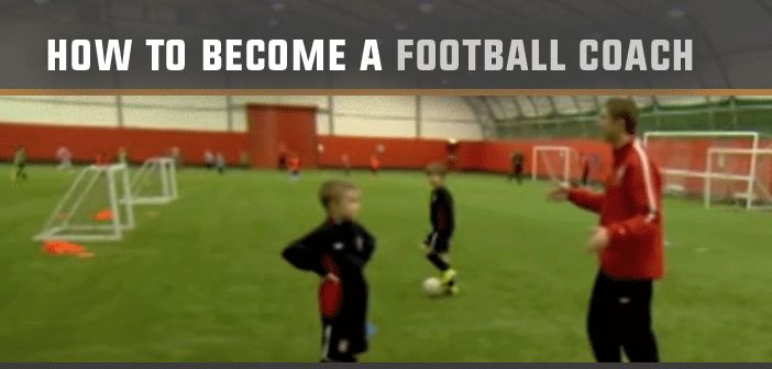 How to become a football coach, free downloadable football coach cv template, and a list of all the FA and UEFA football coach qualifications.