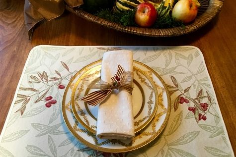 10 Best The Thanksgiving Table Images On Pinterest