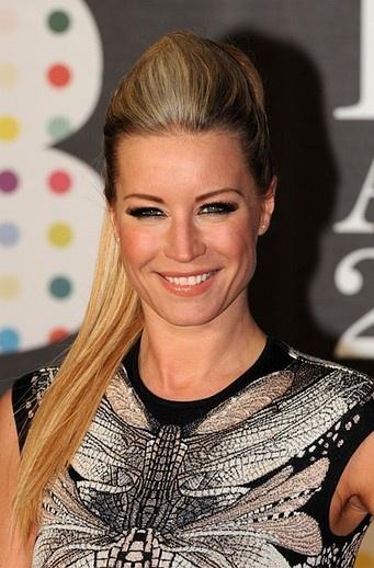 Denise Van Outen 2013 Brit Awards
