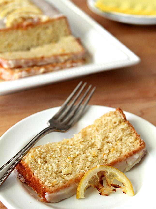 Lemony Summer Squash Bread