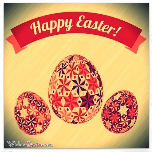 #EasterMessages