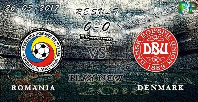 VIDEO Romania 0 - 0 Denmark HIGHLIGHTS 26.03.2017 | PPsoccer