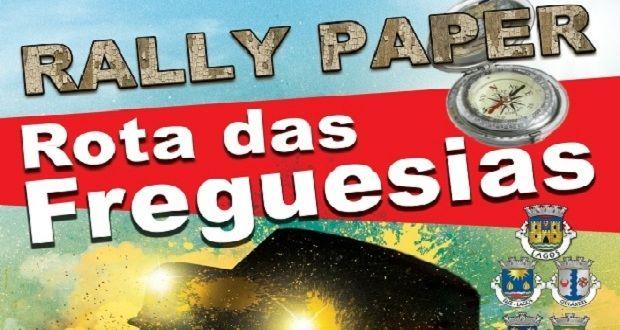 Rally Paper dos Bombeiros Voluntários de Lagos!   Algarlife