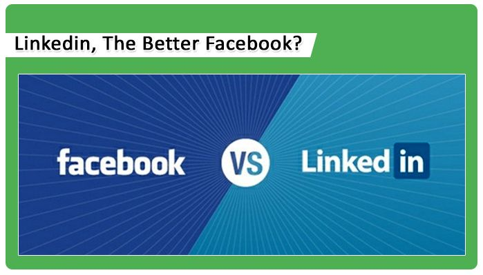 Facebook is the number one social media site but about Linkedin? #SocialMediaOptimization #SMO