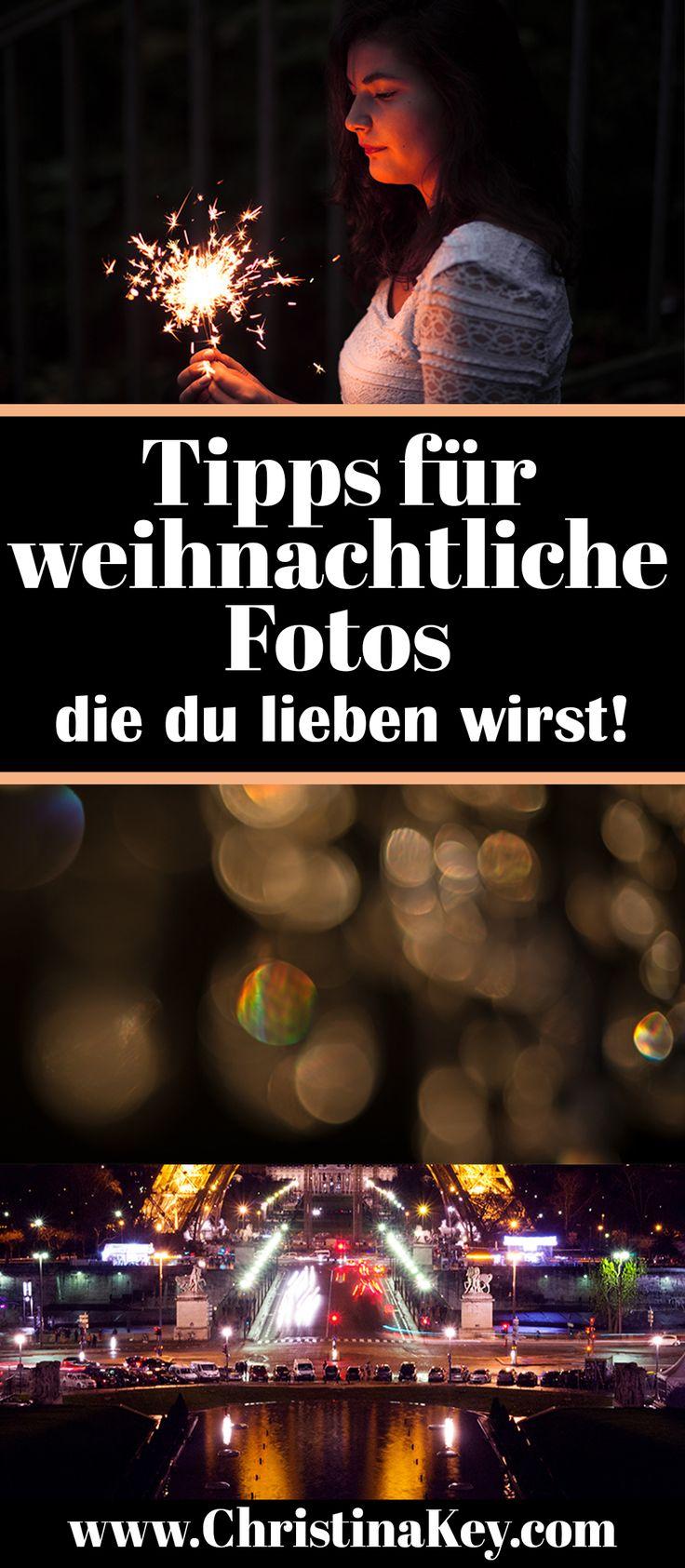 Fotografie Tipps für weihnachtliche Bilder – Katrin Salomon