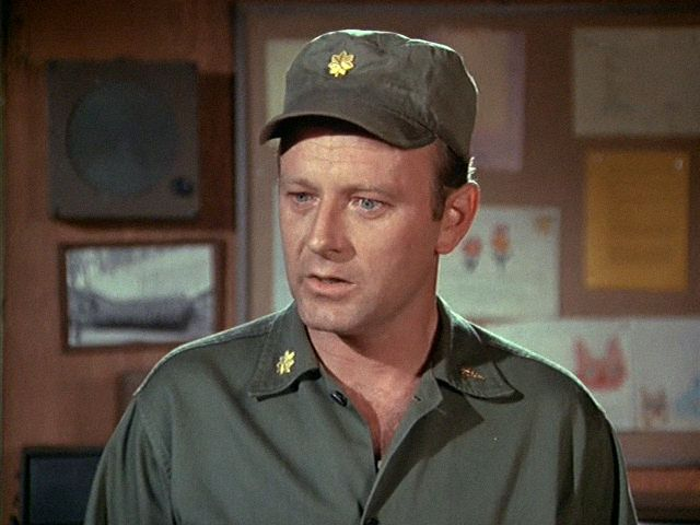 Image result for M.A.S.H. larry linville