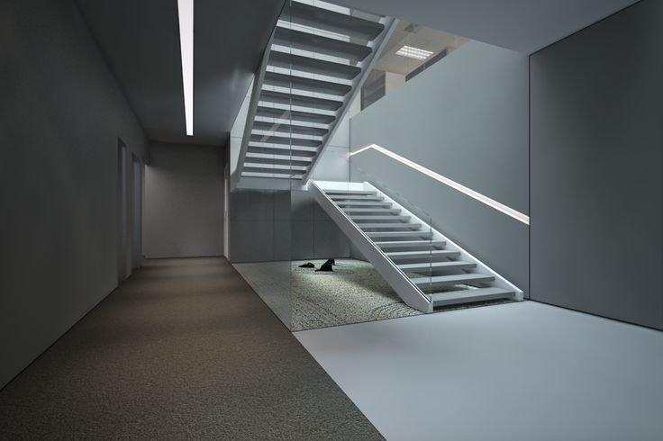 Kerry Logistic Stairs 3D Design