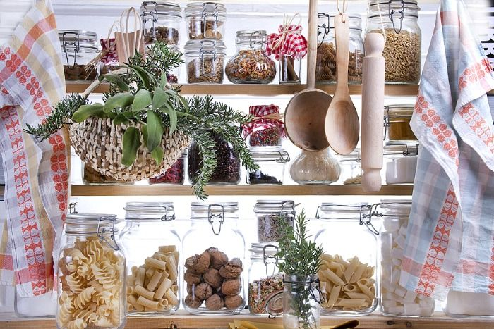 The 'must-have' items for a truly Italian corner in your pantry...