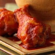 Restaurant-Style Buffalo Chicken Wings | cooking | Pinterest