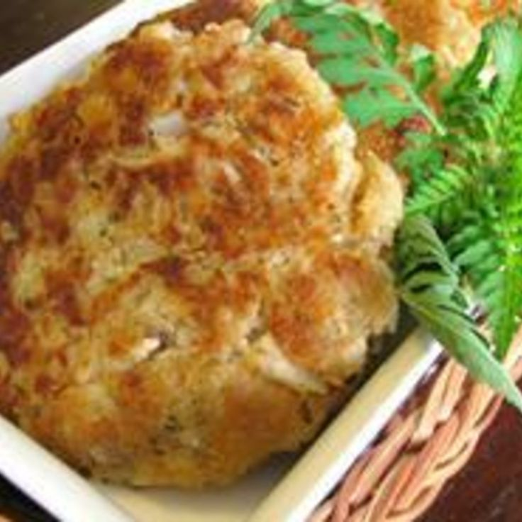 Easy Tuna Patties | homemade | Pinterest