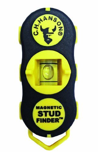 CH Hanson 03040 Magnetic Stud Finder | shopswell