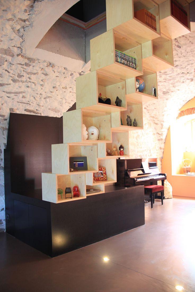 les 25 meilleures id es de la cat gorie cubes de rangement. Black Bedroom Furniture Sets. Home Design Ideas